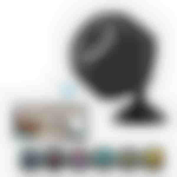 Telecamera Wireless Wifi con Visione Notturna SENSORI